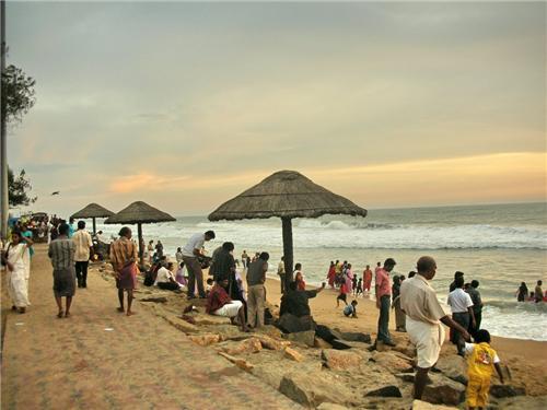 How to Reach Cherai Beach