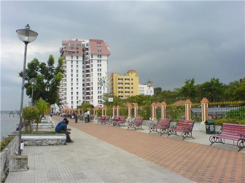 Marine Drive,Kochi