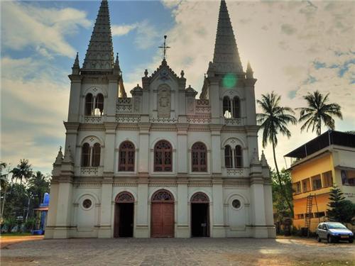 St Francis Church Location