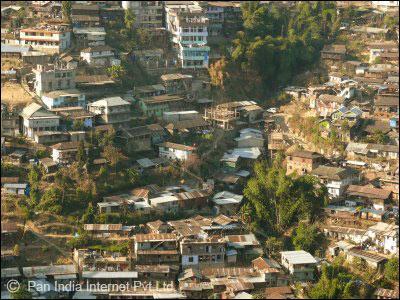Bara basti in Kohima