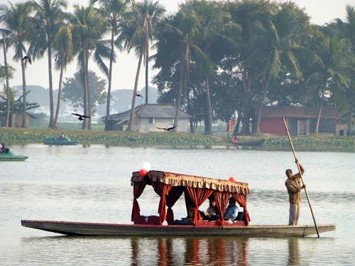 About Nalban Boating Complex