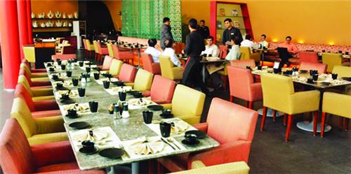 Chinese food joint Kolkata