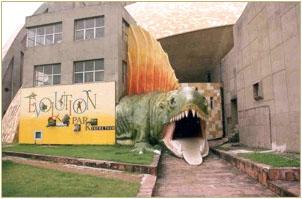Evolution Theme Park Kolkata
