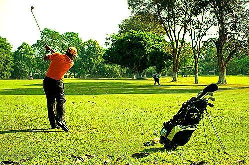 Golf in Kolkata