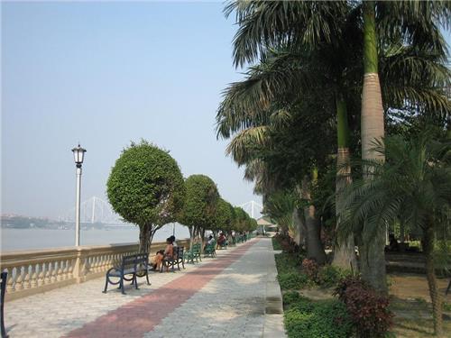 Visit to Millennium Park in Kolkata in city of joy