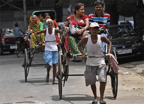 Unique transport system in Kolkata