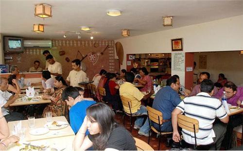 Restaurants in Kolkata