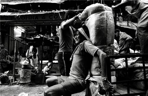 Burrabazar market in Kolkata