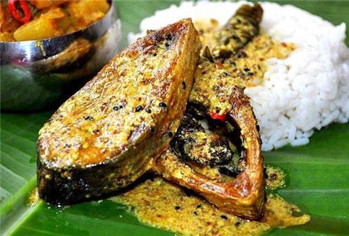 Food in Kolkata