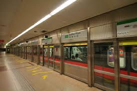 Rabindra Sarovar Metro Station