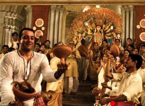 Bollywood movie shoot in Kolkata