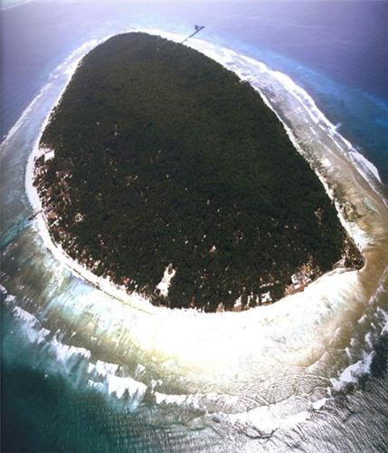 Name of Islands in Lakshadweep