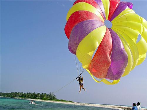 Lakshadweep Tourism Adventure Sports