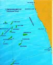 Geography of Lakshadweep