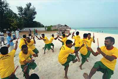Dance in Lakshadweep