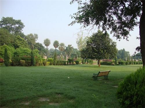 park in lucknow