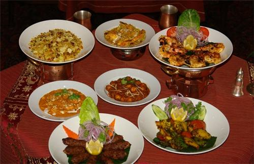 Nawabi Food in Lucknow