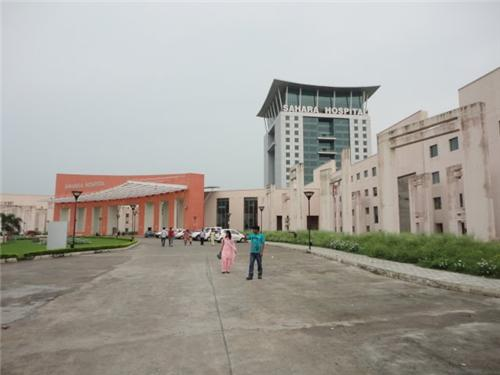 avail the high quality facilities at Sahara hospital