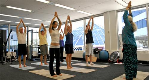 Renowned Yoga Classes in Lucknow