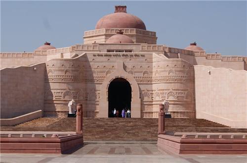 Ambedkar Park Lucknow Address