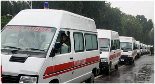 Free Ambulance Service Lucknow