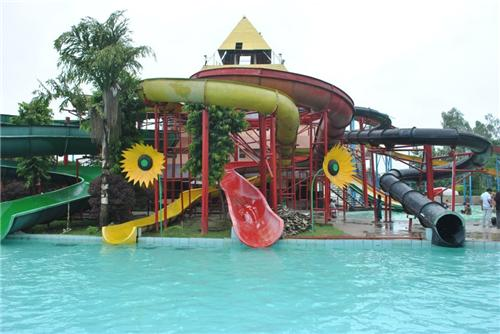 Anandi Water Park Lucknow Address