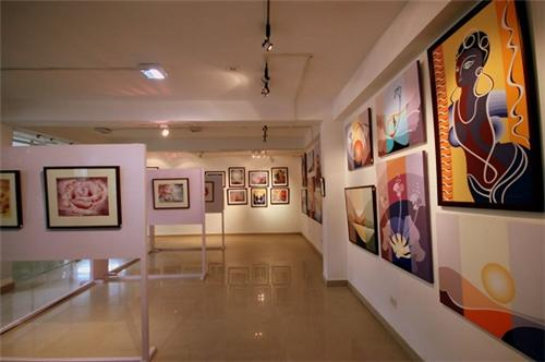 Art Gallery in LUcknow