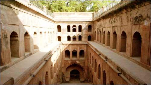 Shahi Bawli Imambara Lucknow