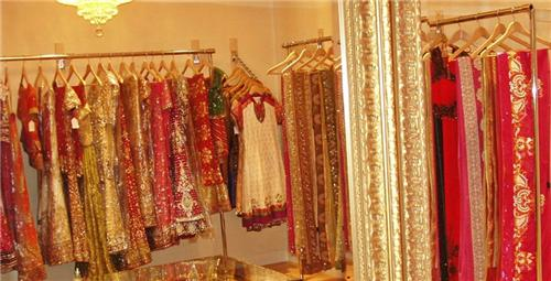 Lucknow's famous Boutique