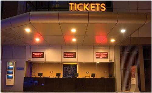 Best Cinema Theatres in Lucknow