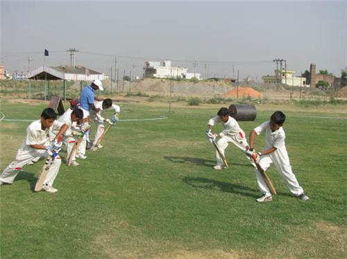 Cricket Academy in Lucknow