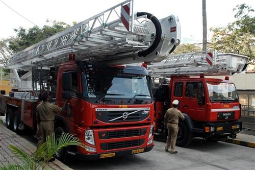 Fire service Lucknow