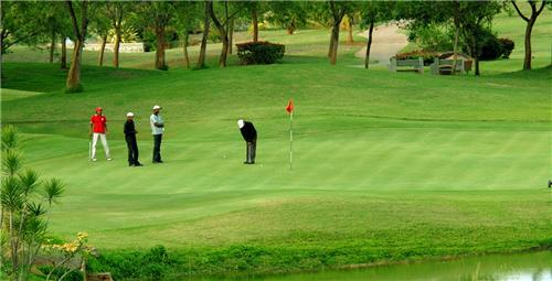 Golf City in Lucknow