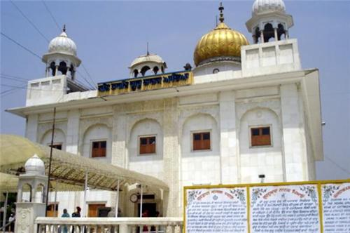 List of gurudwaras in Lucknow