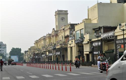 Lucknow localities and Areas