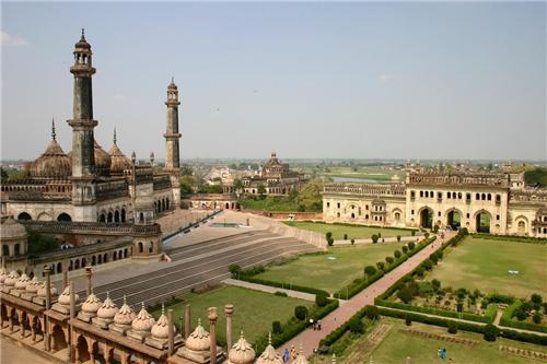 British Monuments in Lucknow
