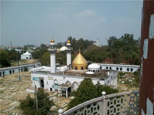 Karbala TaalKatora Location