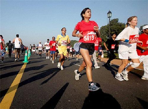 Lucknow half marathon