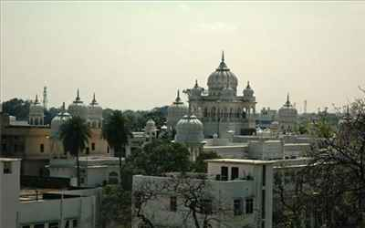 Travel in Lucknow
