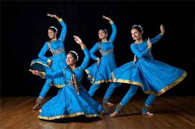 Cultural Dance in Lucknow