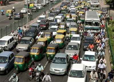 Public transport system in Lucknow