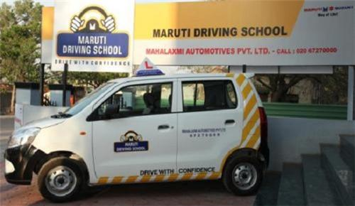 car driving schools in Lucknow