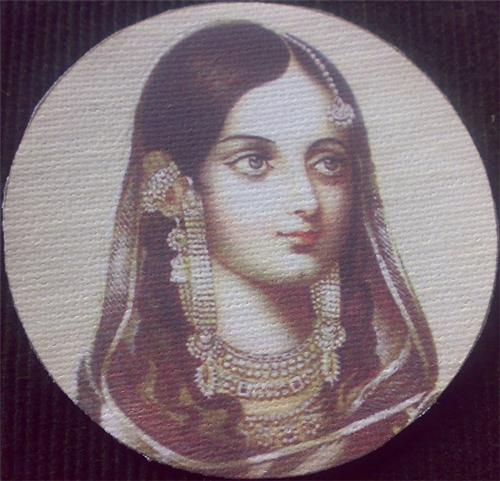 Chikan in India