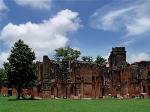 Lucknow Residency Haunted