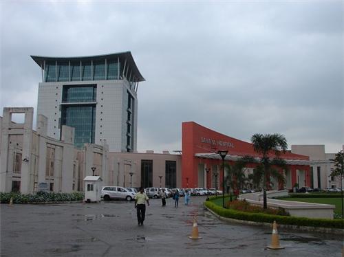 Sahara-Hospital