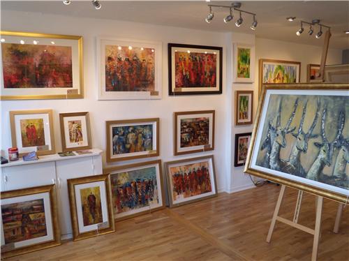 Art Galleries in Ludhiana