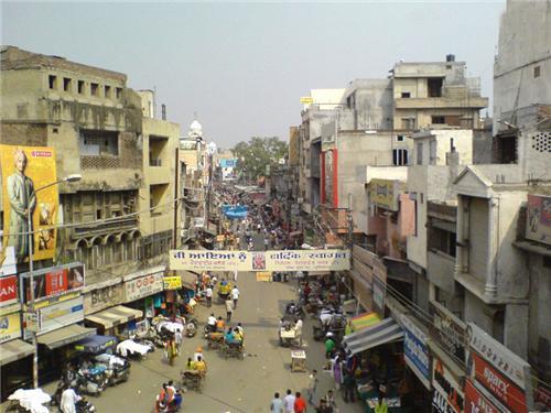 Local Markets in Ludhiana