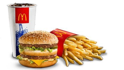 McDonald in LudhianaMc