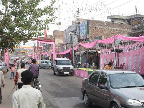 Ghumar Mandi in Ludhiana