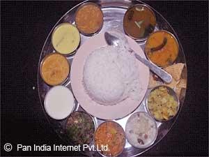 Food in Madurai